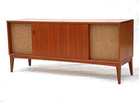 Clairtone Stereo Cabinet