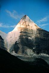 Mt Jambeyang, Yading National Park, Sichuan (jiulong) Tags: china sichuan yading jambeyang mountain tibet