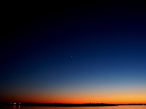 evening star  venus