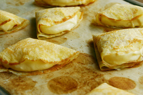 passionfruit souffle crepes, before -- crepes homemade french souffle ...