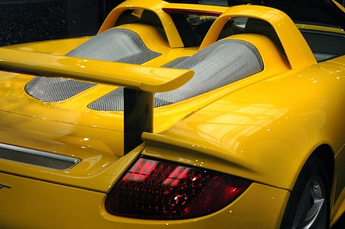 Porsche Carrera Gt Wallpaper Hd. Porsche Carrera GT spoiler