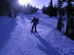 DSCN1255 (Jay Keazer) Tags: honeymoon sunshinevillage skiing