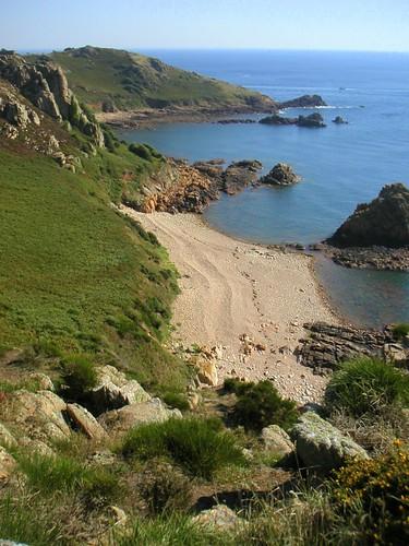 Coastal Scene - Jersey