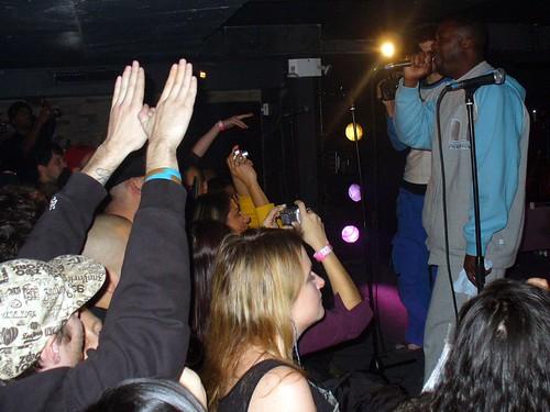 11-22-05 The Genius - GZA @ Crash Mansion (1)
