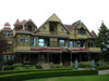 Front of the Winchester House