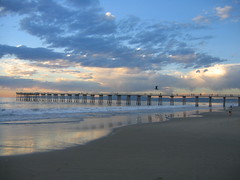 Hermosa Beach (nicholasian) Tags: hermosabeach california ocean sunset