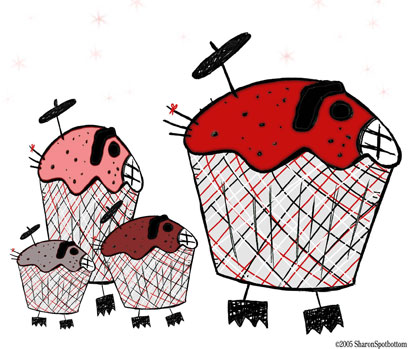 cupcake-sharon
