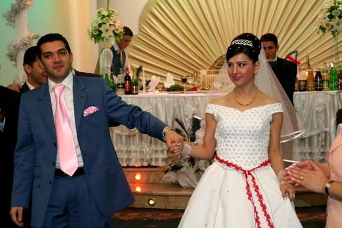 знакомство с молодыми на свадьбе