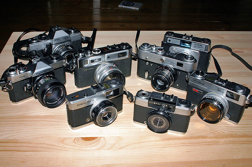 The Ultimate Camera Collection?