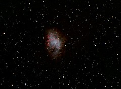 M1_redux (chipdatajeffb) Tags: beautiful superb m1 great astrophotography excellent supernova sv152 crabnebula pulsar st10xme faved multifaved