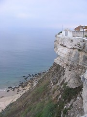 06 Panoramic Views from Sitio (Omunene) Tags: nazar portugal beach sitio praya oceanoatlantico