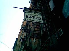 Russian & Turkish Baths (jimn) Tags: cameraphone baths village sauna schvitz