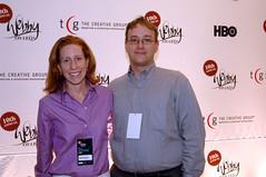(The Webby Awards) Tags: cocktails hbo webbys 10yearcelebration betsymorgan markkortekaas thewebbyawards 10thannualwebbyawards