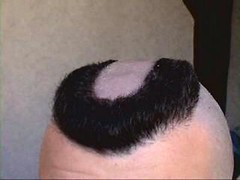 Flattop shaved sides back and landingstrip (Flatboy) Tags: haircut shaved shave landingstrip