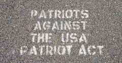 Patriots Against the USA Patriot Act