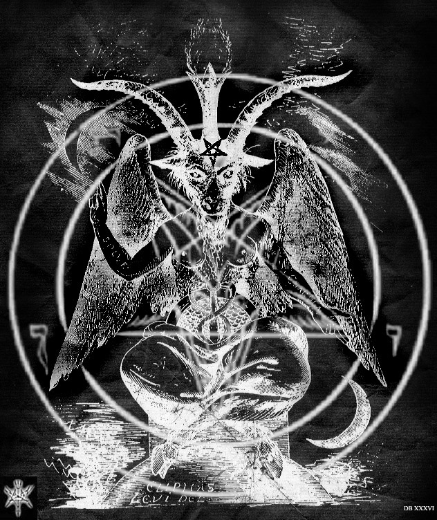 Sabbatic Baphomet by Draconis Blackthorne