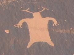 Newspaper Rock, Near Canyonlands National Park, Utah (Ken Lund) Tags: southernutah petroglyphs pictographs rockart utah canyonlands redrock slickrock