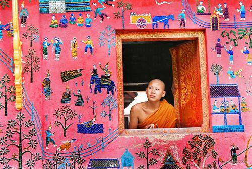 Buddhist Monk 4