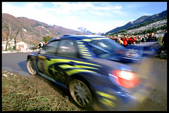 Petter Solberg (moi_images) Tags: france explore wrc subaru monte solberg