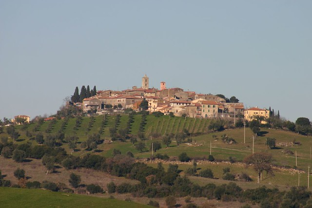Marciano, from San Francesco