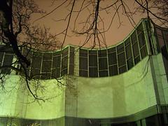 Part of Finlandia house (digikuva) Tags: europe finland helsinki heiluht pentax finlandiahouse night building alvaraalto architecture
