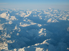 Matterhorn approaching (Small) Tags: aerial switzerland matterhorn i700