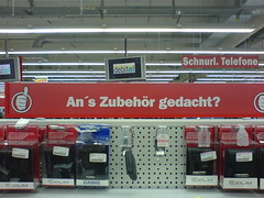 Deppenapostroph (factoids) Tags: 2005 germany deutschland mediamarkt deppenapostroph mlheim mlheimanderruhr