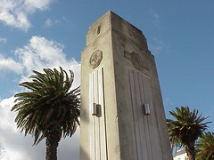 Centenary Bridge Pylon, Port Melbourne