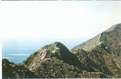 hiking mountainsandhills maine kathadin baxter knifeedge