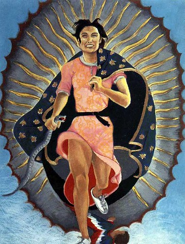 Portrait of the Artist as the Virgin of Guadalupe (1978)