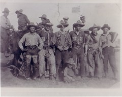 COWBOYS (Ever So Happy) Tags: family cowboy grandparents oldcowboy grandpakulhanek