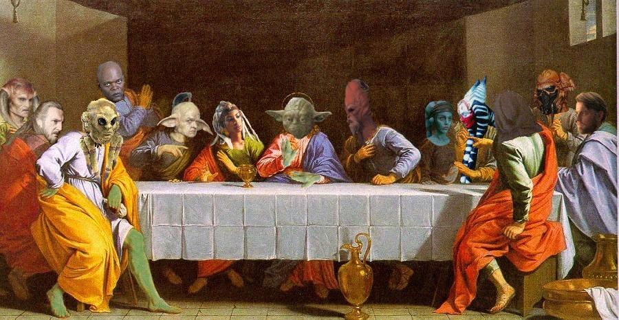 最後の晩餐 (レオナルド)の画像 p1_27