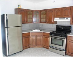 kitchen -- picture I stole from realty website