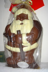 5 lbs. of Chocolate Santa
