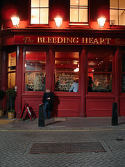 Picture of Bleeding Heart Tavern, EC1N 8SJ