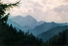 Za siedmioma górami - For seven Montains (arjuna_zbycho) Tags: blue summer sky mountains topv111 forest montagne bravo natur berge góry montañas bergwandern mountainclimb bergsteigern bergklettern