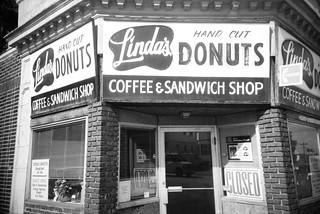 Linda's Hand Cut Donuts