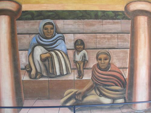 Retrato del México de Hoy, by David Alfaro Siqueiros (1896-1974)