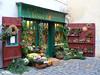 Prague Shopfront 4 (Lazy B) Tags: fz5 prague florist flower shop shopfront storefront christmas december