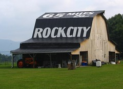 65 Miles to Rock City (SeeMidTN.com (aka Brent)) Tags: topv111 barn highway tennessee rockcity pikeville seerockcity us127 acehigh scoreme29 bledsoecounty brentandmarilynnpersonalfavorite bmok