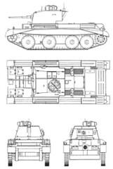 a-13 MkIII[1] (AlexM) Tags: wwii blueprints