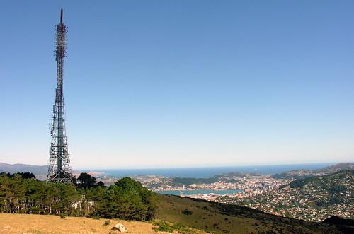 Kaukau Transmitter, Wellington, New Zealand