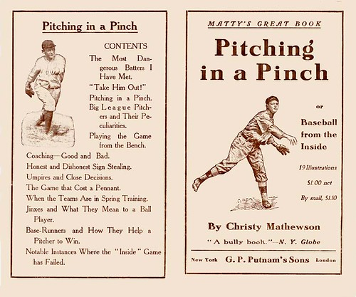 Pitching in a Pinch