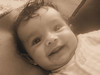 PICT0497c (amanda_fernandes) Tags: bw baby smile smiling closeup anthony tc28closeup