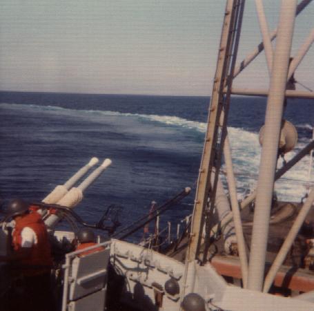 1977 ataque aereo por caor76/77.