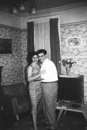 Rita and the interior decorator?