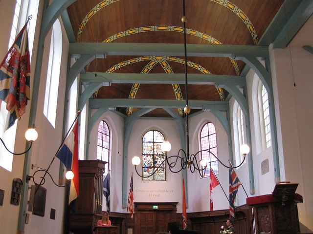Begijnhof, Engelse kerk