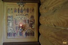 16. Patron Saint's day at All Saints Skete / Престольный праздник во Всехсвятском скиту