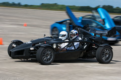 Ariel Atom (Mark_Aviation) Tags: man car spider track day racing virgin every mclaren experience supercar atom arial motorsport vauxhall raceway everyman elvington vxr vxr8 mp412c