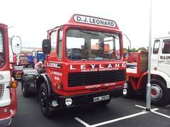 AWL 282V (quicksilver coaches) Tags: lynx leyland gaydon ergomatic awl282v djleonard